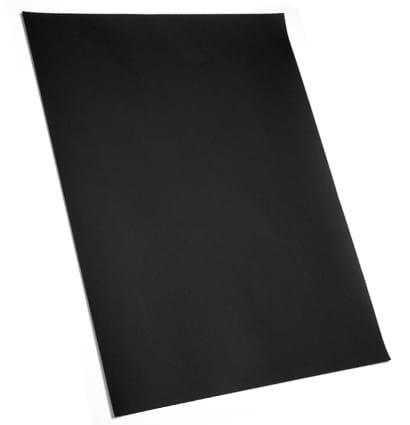 Чёрная бумага для рисования ПлотнаяРазмер 1м*1,70 ...
