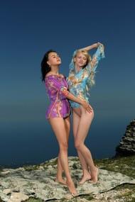 Adelia B & Annika A