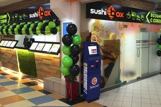 Отделы  SushiBox