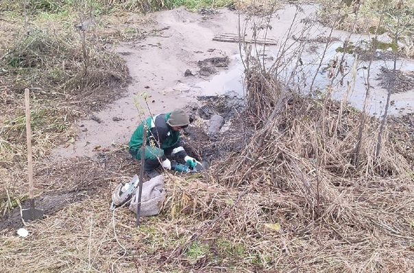 Жители деревни Мотяково и СНТ «Зеленая зона» в Люб...