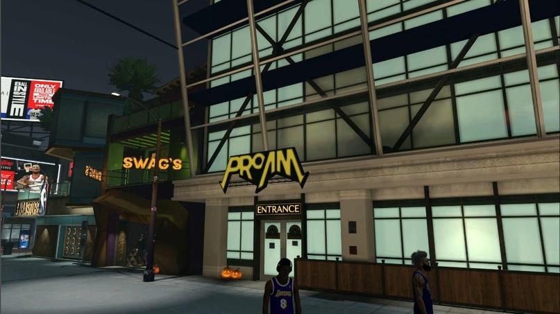 Как начать приватный матч в Pro-Am в NBA 2K21, изображение №1
