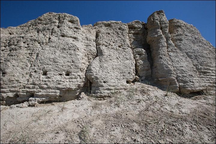 Тайна древней крепости Пор-Бажын, построенной на острове в сибирском озере, изображение №28