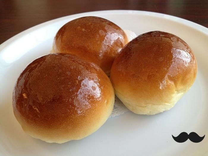Обалденные румяные булочки