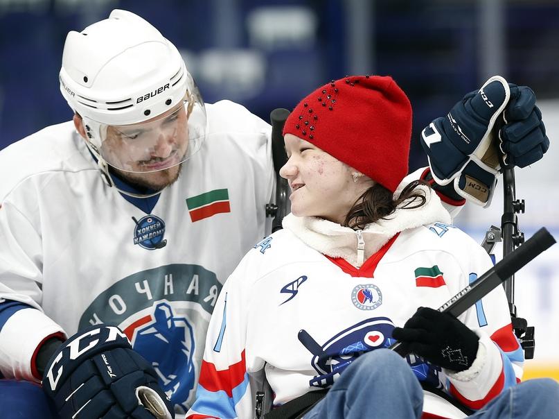 13 февраля в Казани состоится юбилейный матч благотворительного проекта «Хоккей каждому», изображение №2