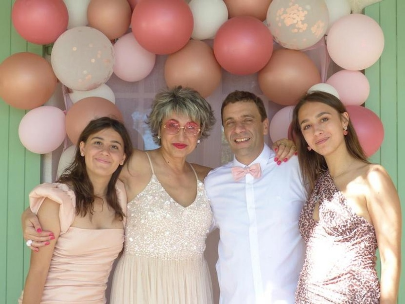 Элиси, Яна, Себастьян и Ноэми
