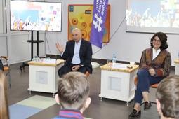 Игорь Артамонов встретился участниками «Большой перемены»