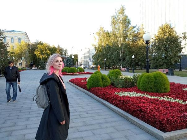 Таня Павловская, Санкт-Петербург, Россия