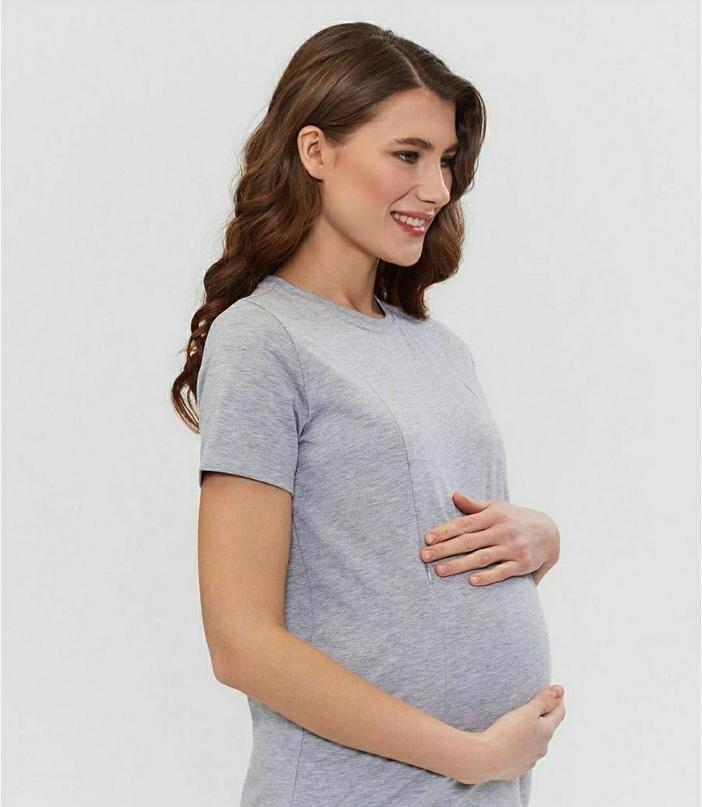 Футболка для кормящих мам и беременных | Объявления Орска и Новотроицка №28653