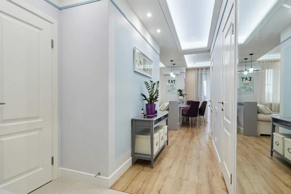 Квартира открытой планировки 43 кв.