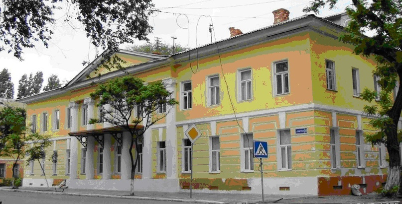 Здание войсковой канцелярии 1834 год., изображение №6