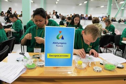 V региональный чемпионат «Абилимпикс» проходит в О...