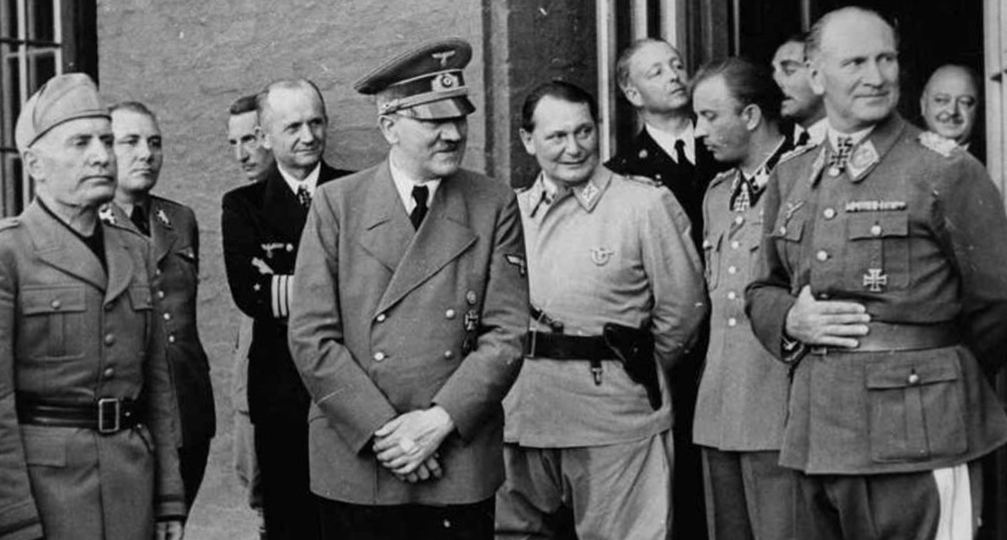 Геринг и Гитлер