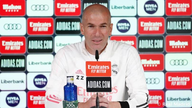 Зинедин Зидан: «Мы хотим победить в Ла Лиге и будем бороться до конца»