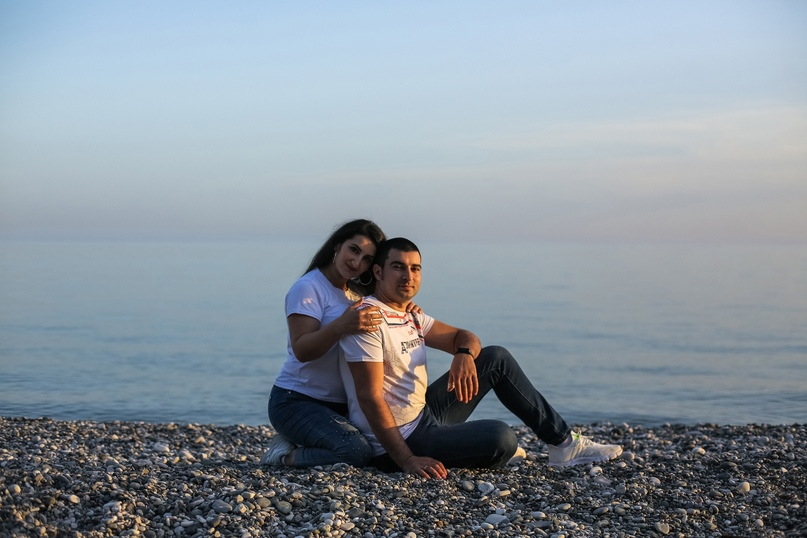 Love Story фотосессия на море - Фотограф MaryVish.ru