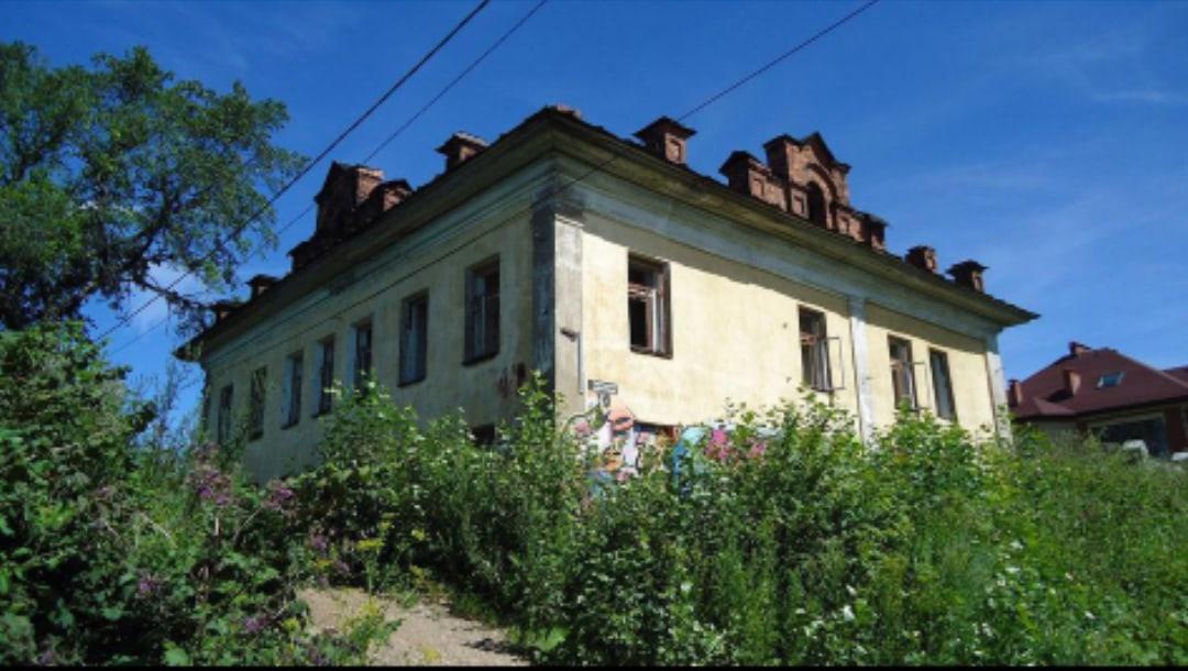 По решению суда в Ярославле отреставрируют дом Коковцевых-Лопатиных
