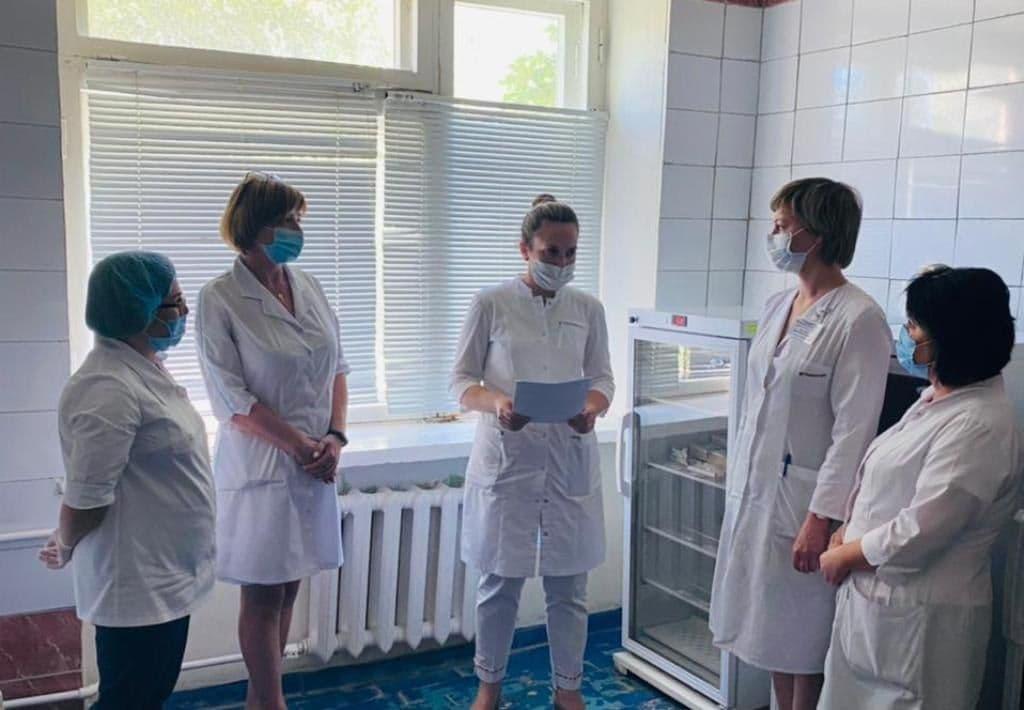 Специалистам Петровской поликлиники напомнили о порядке и правилах проведения вакцинации