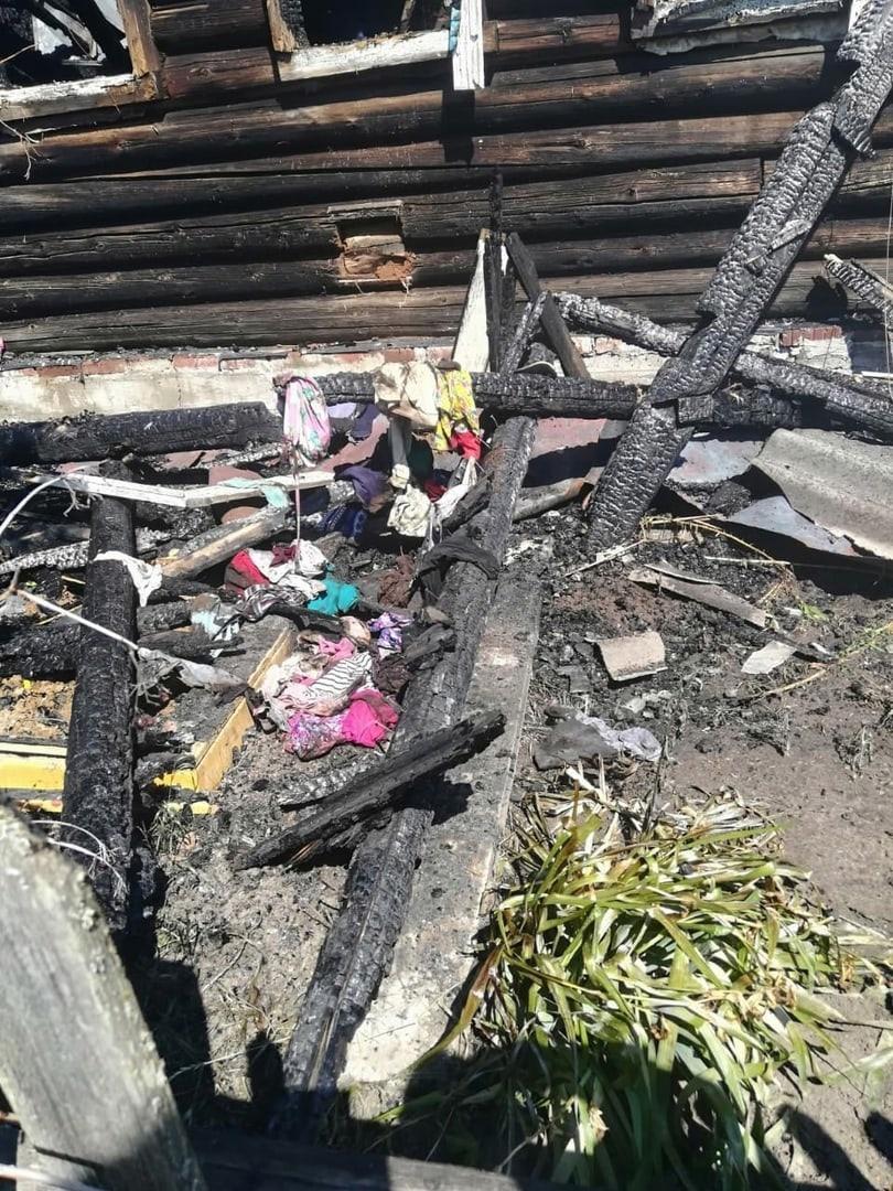 Требуется помощь семье, пострадавшей от пожара! 7