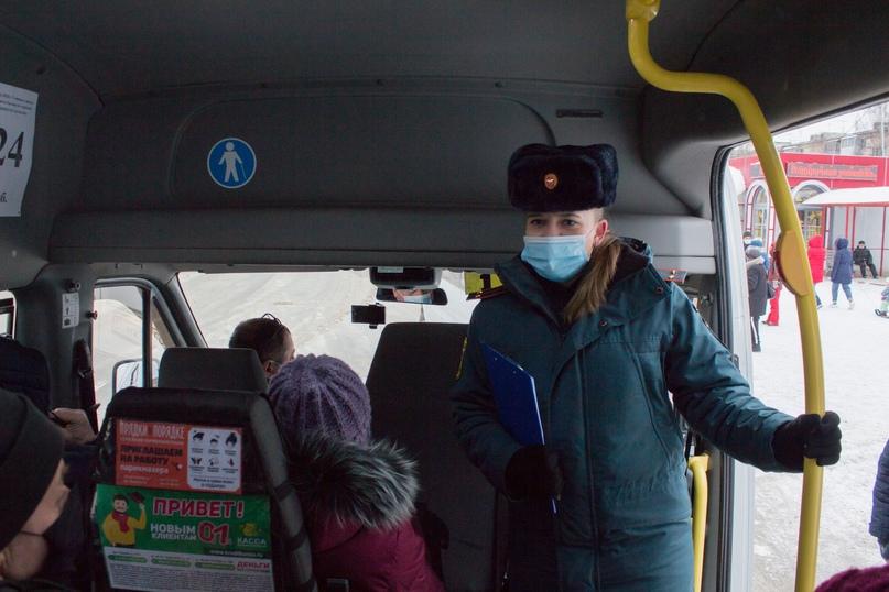 Ухтинцы стали ответственнее относиться к просьбам надеть маску, изображение №1