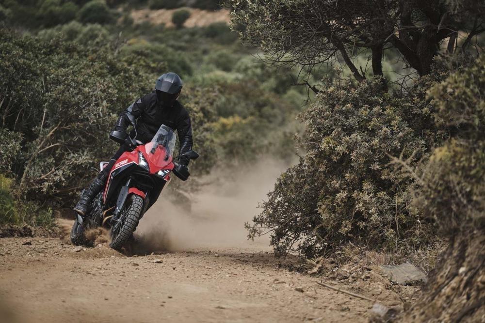 Турэндуро Moto Morini X-Cape 650 2022