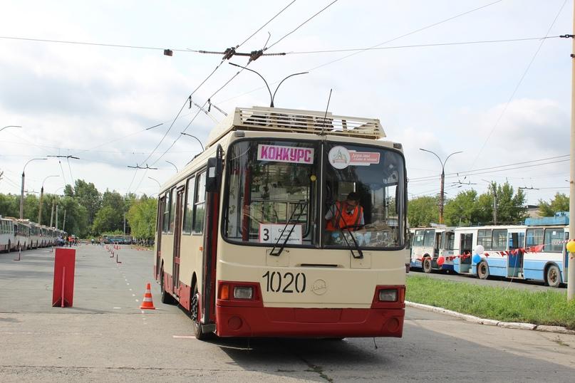 Конкурс профессионального мастерства среди водителей троллейбуса— 2021., изображение №80
