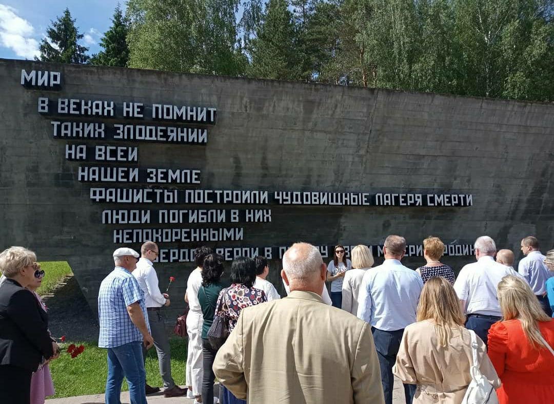 Выездной семинар в г.Минск для представителей идеологической вертикали
