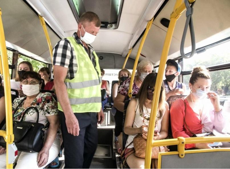 В Крыму начнут штрафовать за отсутствие маски в общественном транспорте  Новость на сайте https://novosti.tavrika.su/73811/ Севастополь