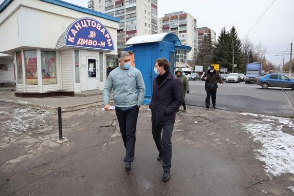 В Курске общественники проверили качество дорог, отремонтированных благодаря нацпроекту, изображение №2