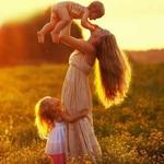 Мамочкино счастье. Большая коллекция стихов о мамах и малышах