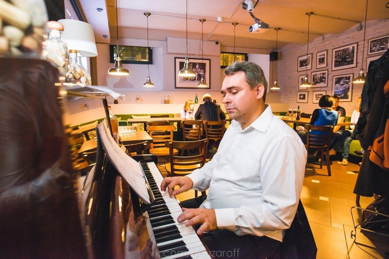 24.09 A.V. Prof's Band в  блюз-клубе Mojo!