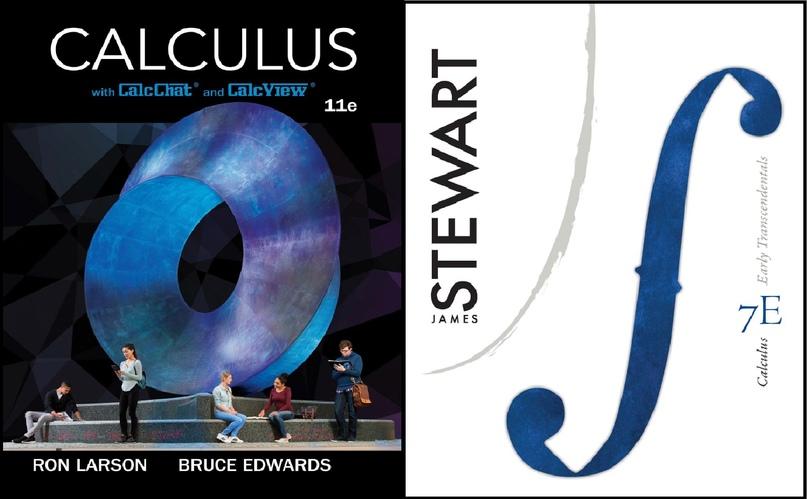 Calculus [2018][11th ed] Ron Larson, Bruce Edwards