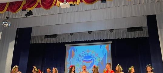 Таланты северной зоны региона показали обычаи, традиции и культуру разных народов  Народный театр и
