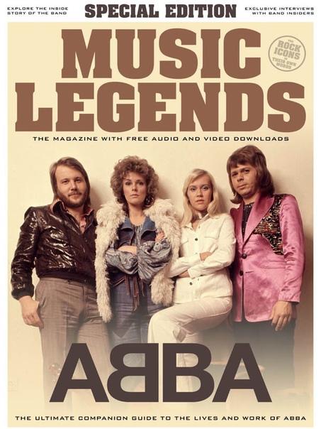 Music Legends ABBA 2020