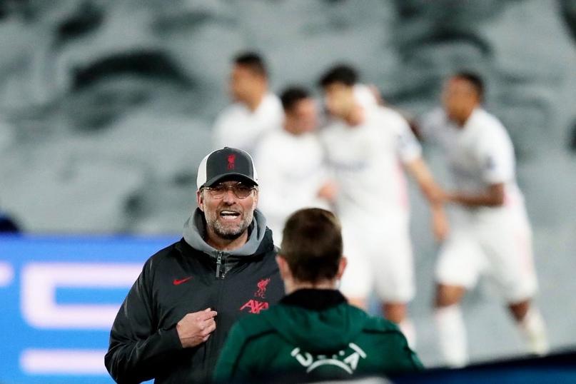 Юрген Клопп: «80% камбэка с «Барселоной» – болельщики. Сейчас все по-другому, но...