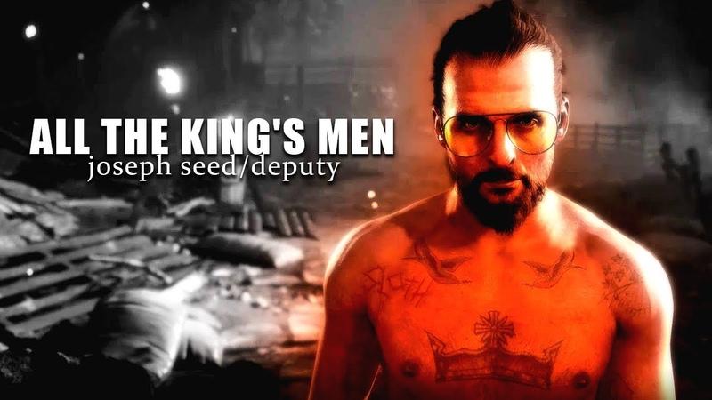 ALL THE KING'S MEN Joseph Seed Deputy 400 subs