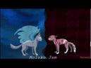 Коты Воители - Blood Water RUS Клип