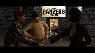 Codename: Panzers – Phase One III: Союзники – Все катсцены (игровой фильм дневники мировой войны)