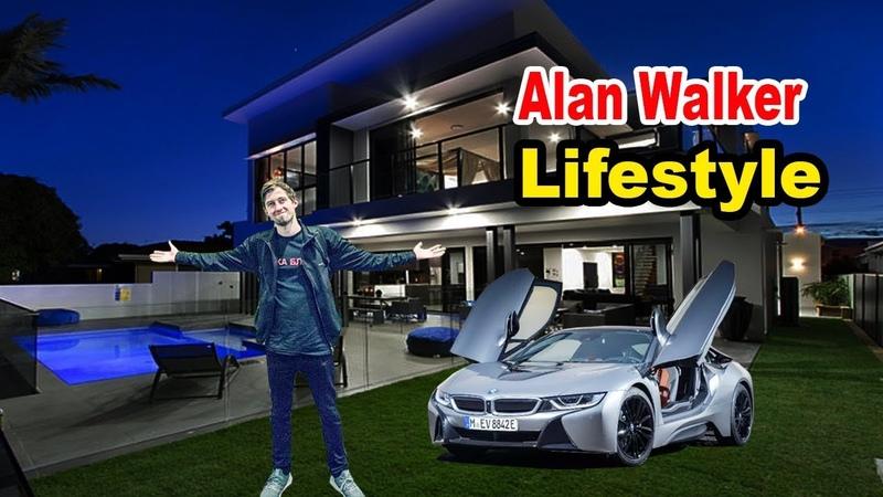 Alan Walker - Lifestyle, Girlfriend, Family, Net worth, House, Car, Age, Biography 2019