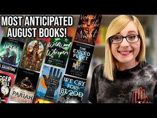 Most Anticipated Book Releases of August 2021