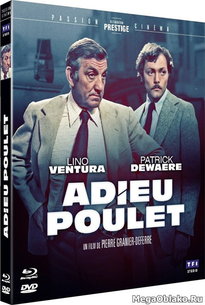 Прощай, полицейский / The French Detective / Adieu, poulet (1975/BDRip/HDRip)