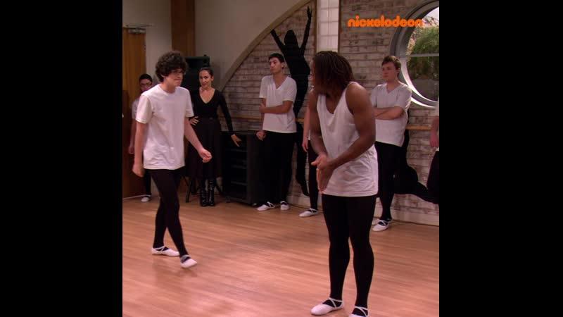 Урок балета Отрывок Виктория победительница