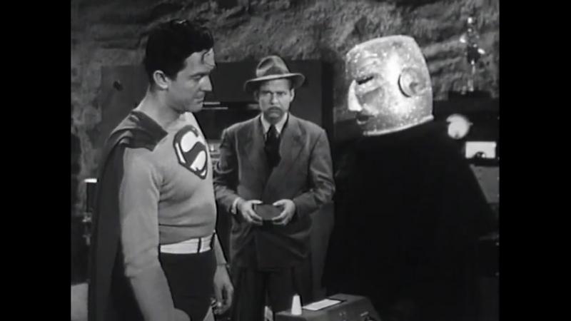 Атомный Человек против Супермена 8 серия (перевод den904)