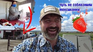 Приключения русского дальнобойщика в Калифорнии!!!🇺🇸