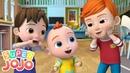 Малыш смеётся Поиграем с малышом Сборник детских песенок Песенки для малышей Super JoJo