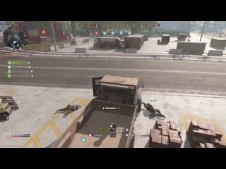A friend of mine got me into using the cargo trucks properly in ground war. modern warfare
