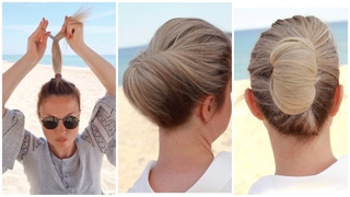 💦🔥 🔟 Easy DIY Summer Hairstyles 💦🔥 for short to medium hair by Another Braid GREAT CREATIVITY