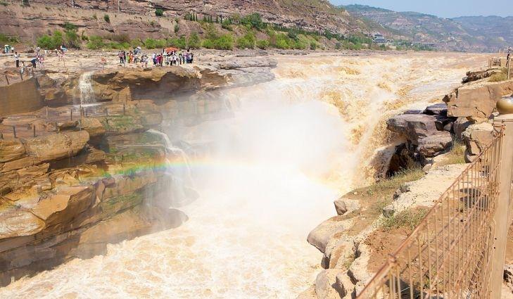 Желтый водопад Хукоу, изображение №2