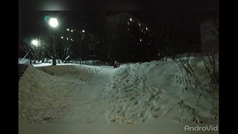Снежные горки-2