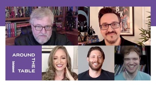 'Batman: The Long Halloween, Part One' Cast Interview   Around the Table   Entertainment Weekly