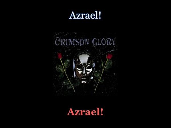 Crimson Glory - Azrael - Lyrics / Subtitulos en español (Nwobhm) Traducida