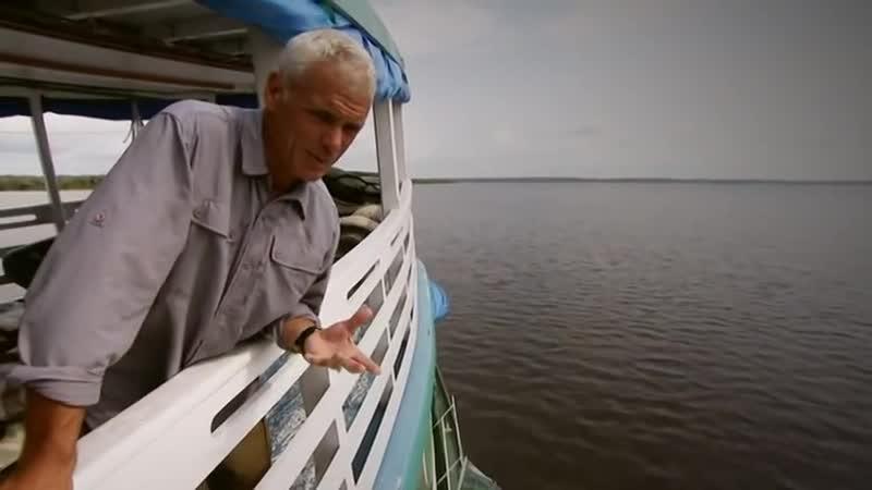 Речные Монстры 1 сезон 6 серия Амазонские людоеды